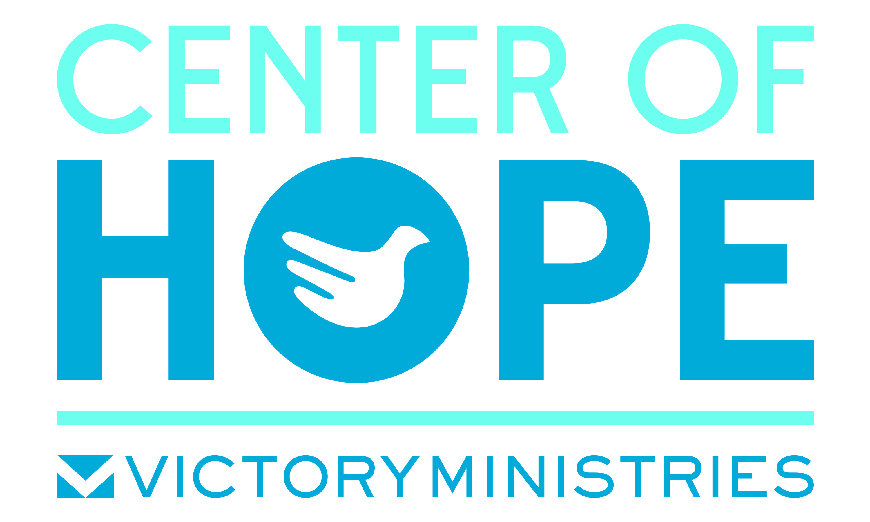 Victory Ministries - Center of Hope Logo