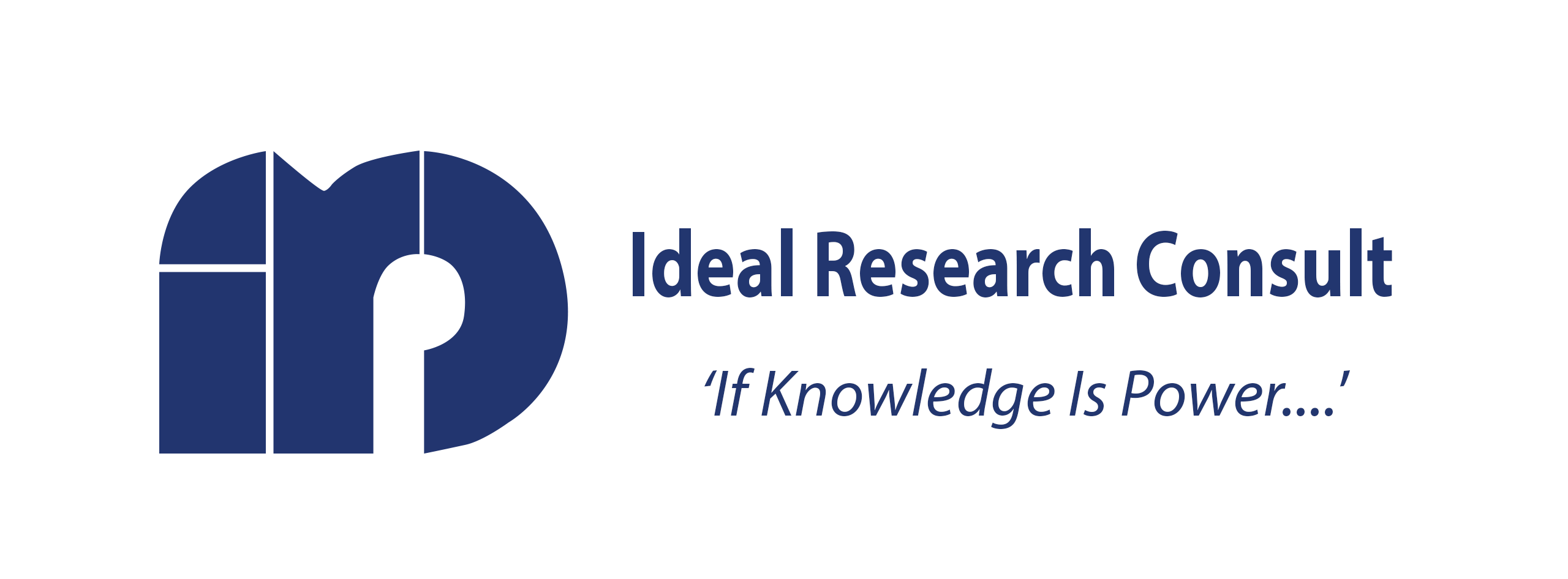 Ideal Research Consult(Pty) Ltd Logo