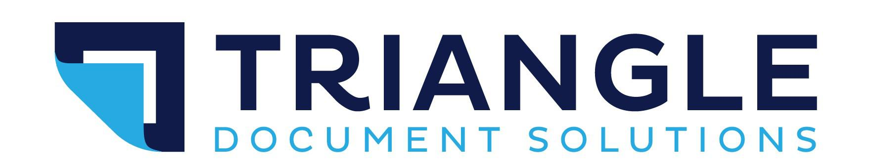 Triangle Document Solutions Logo