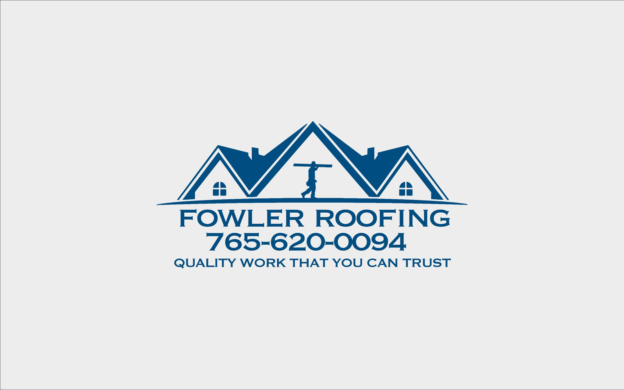 Fowler Roofing Logo