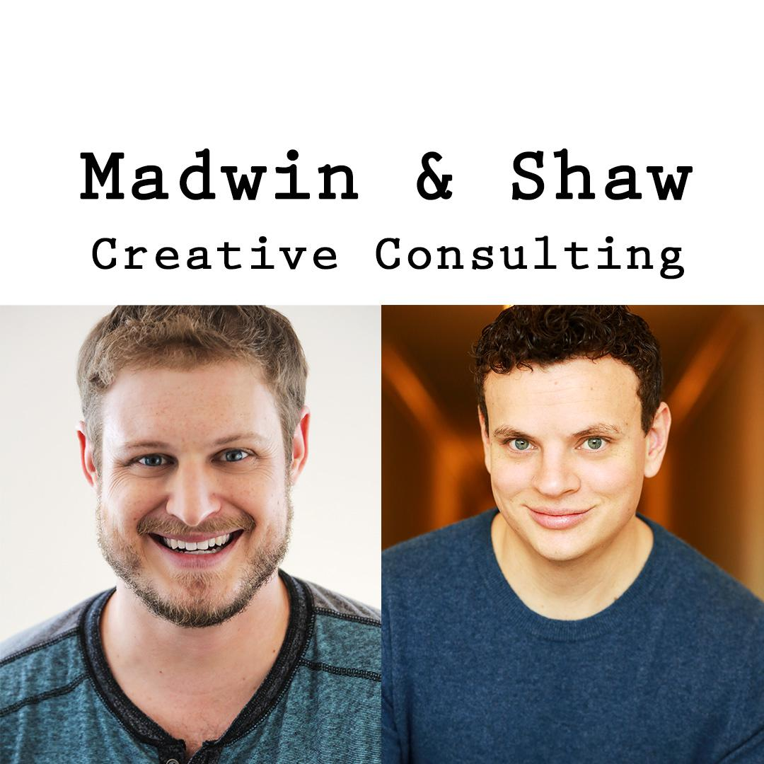 Madwin and Shaw Creative Consulting Logo