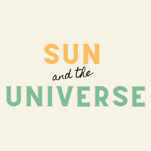 Sun and the Universe Logo