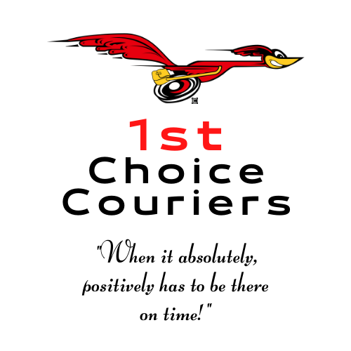 1St Choice Couriers Logo
