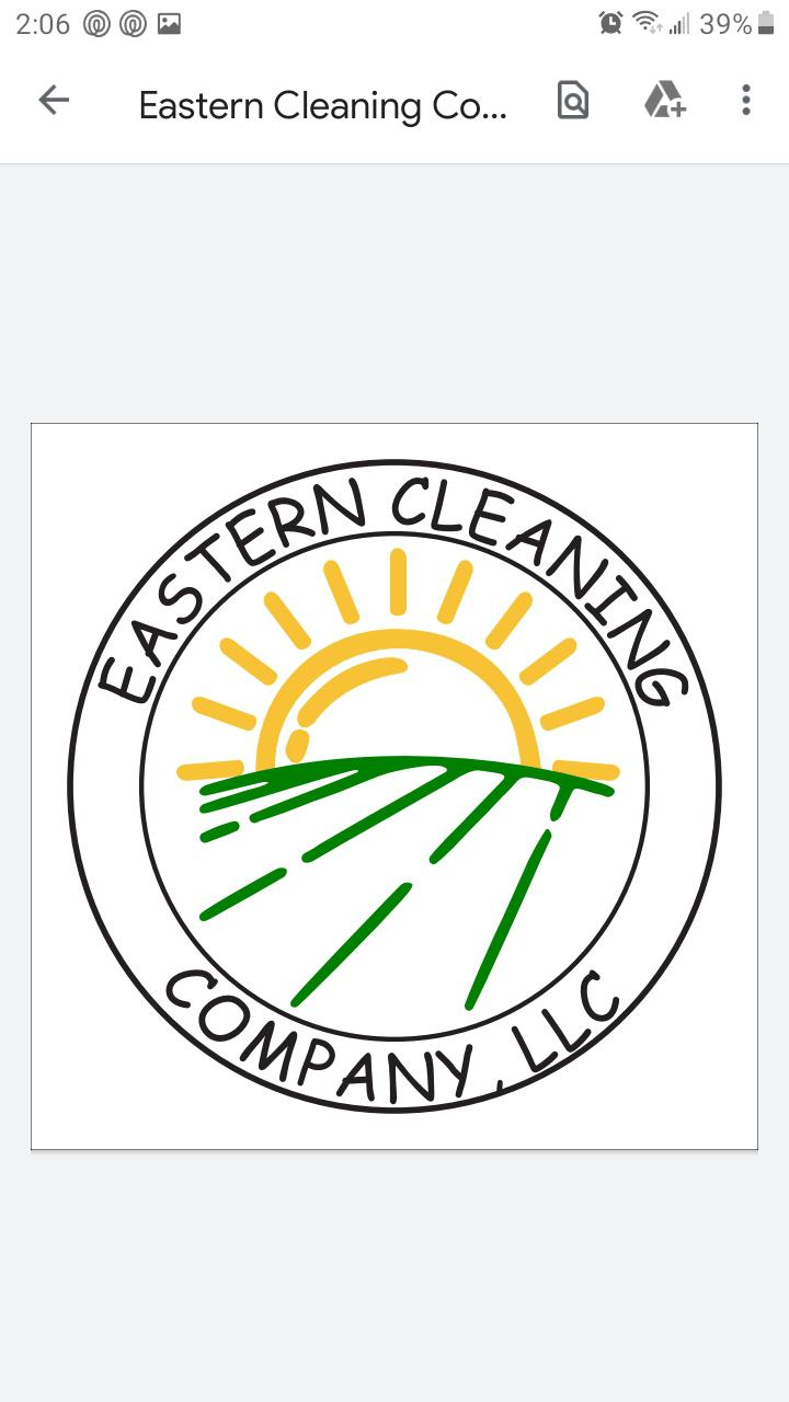 Eastern Cleaning Company Logo