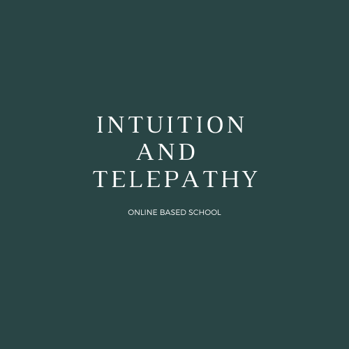 Intuition and Telepathy Logo