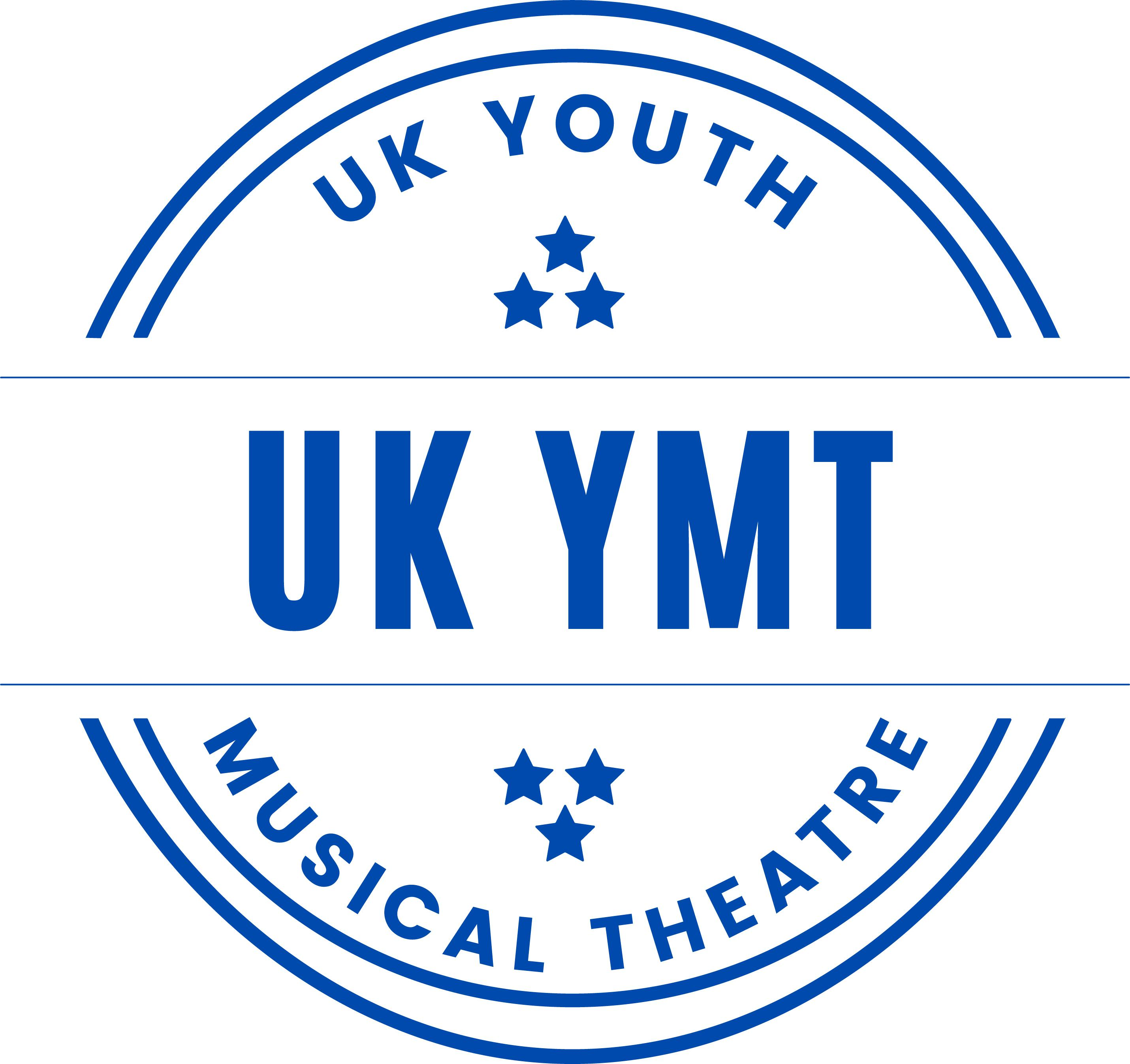 UK Youth Musical Theatre Logo
