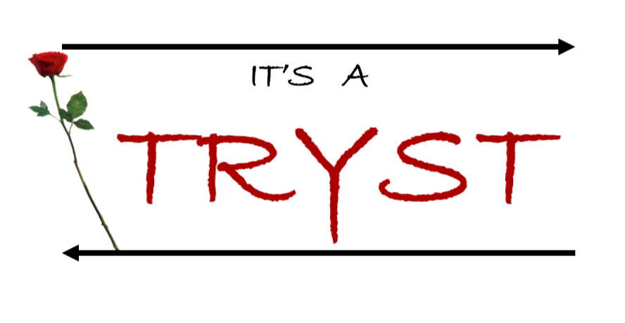 It's a Tryst Logo