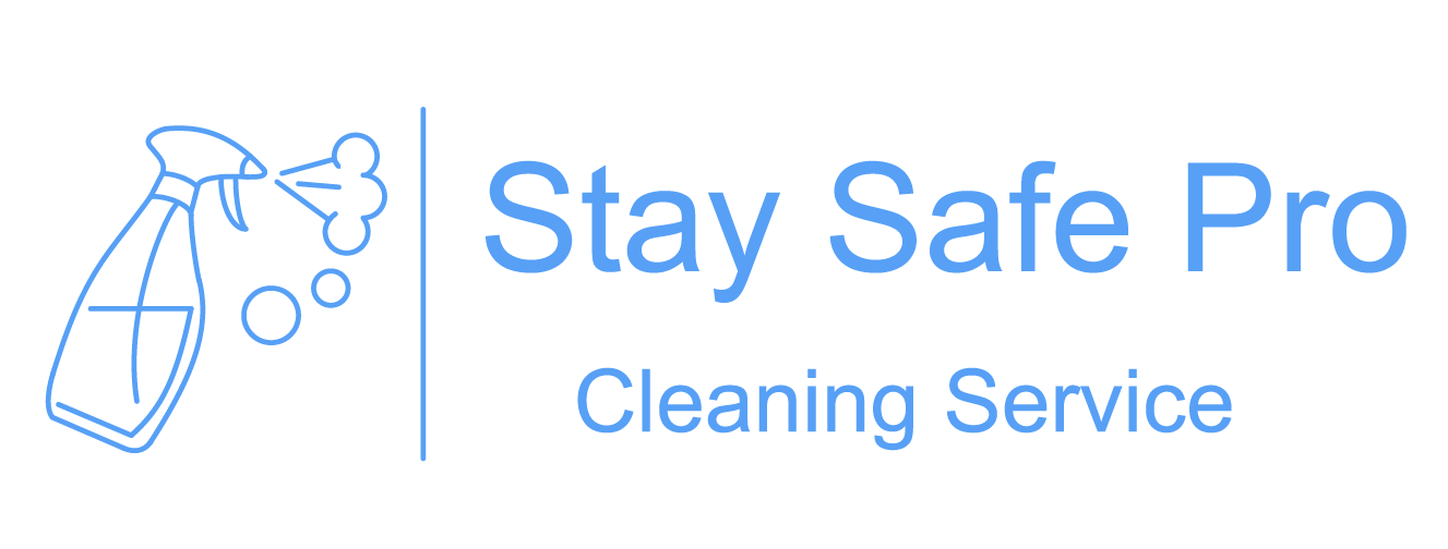 Stay Safe Pro Cleaning Service Logo