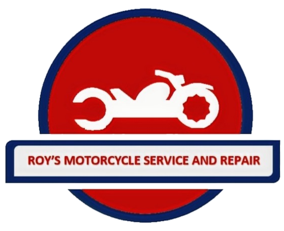 Roy's Motorcycle Service and Repair Logo